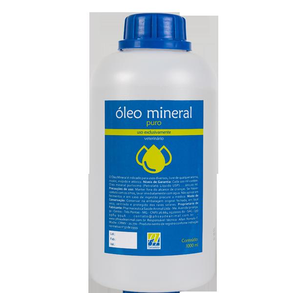 Óleo Mineral USP