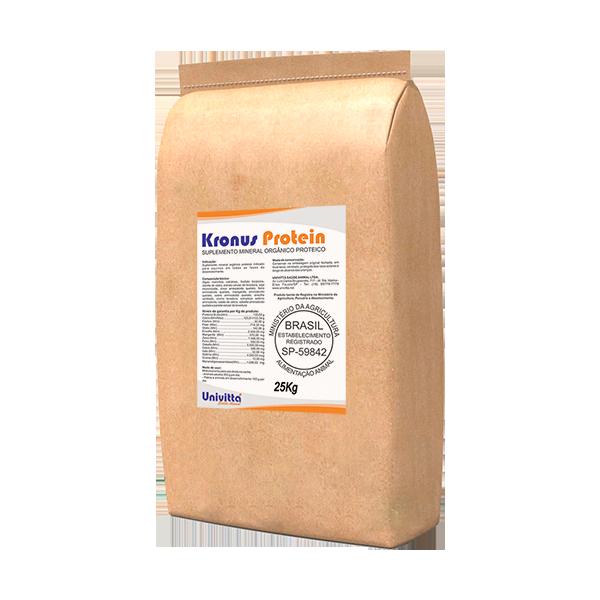 Suplemento Mineral Orgânico Proteico para equinos - KRONUS PROTEIN